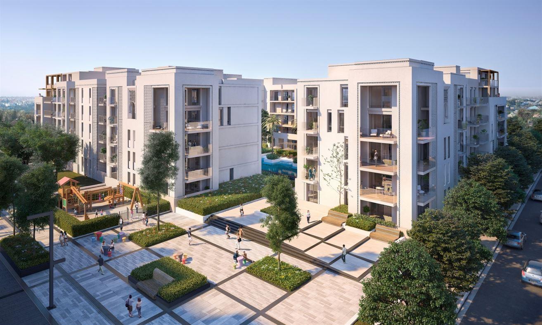 plan appartement haut standing maroc